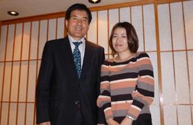 柳泰佑氏と院長